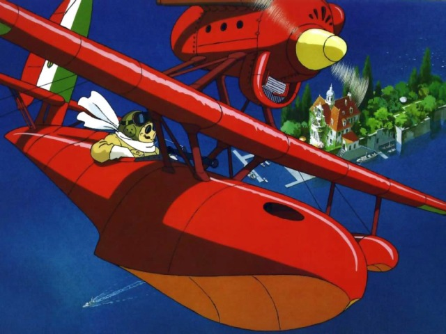 Copyright © 1992 by Studio Ghibli and Walt Disney Motion Pictures